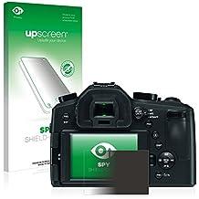 upscreen Spy Shield Clear Protector Pantalla de Privacidad Leica V-LUX (Typ 114) – Protección de la Privacidad, Protección Anti-Rayado