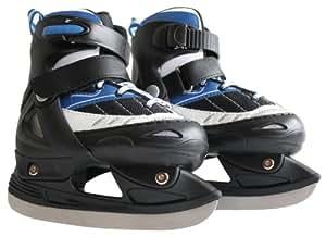 Ultrasport Kinder Schlittschuh Kids-Skater, schwarz blau, 28-31, 331300000061