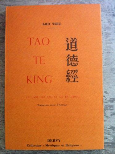 Tao te king par Lao-tseu