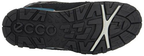 Ecco Oregon, Chaussures Multisport Outdoor Homme Noir (Black/black)