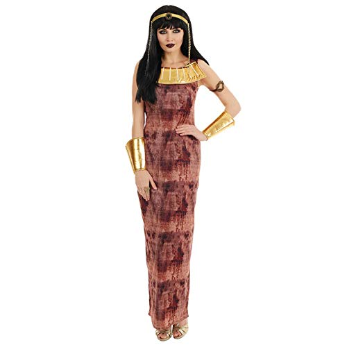 Fun Shack Damen Costume Kostüm, Cleopatra, m