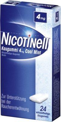 Nicotinell 4mg Cool Mint 24 stk