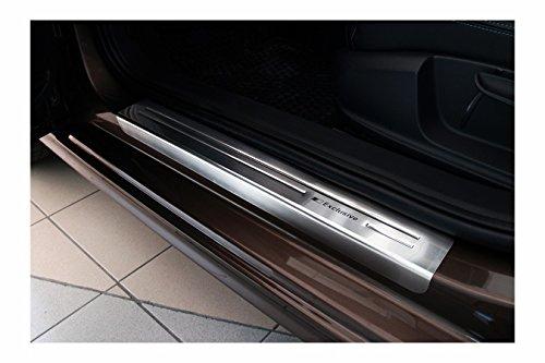 Battitacco per portiere in acciaio inossidabile 'Exclusive' per VW Sharan II/ Seat Alhambra II