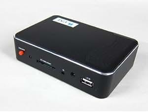 FREEVIEW RECEIVER & RECORDER SET TOP BOX Digital TV Tuner, Media Player, Records onto SD CARD or USB MEMORY, digi box by Digi-fun®
