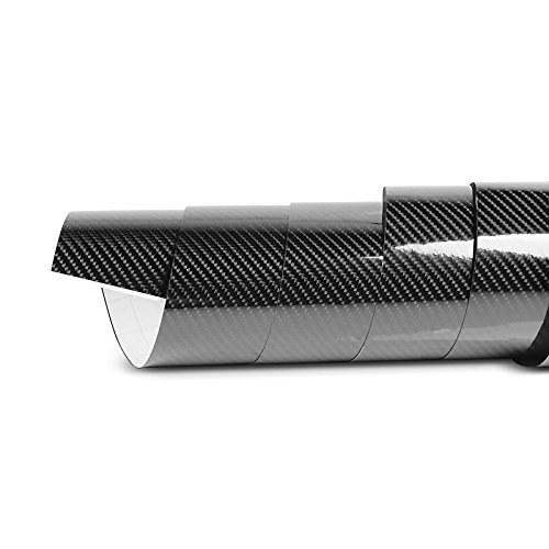 Wrapping Schutzfolie Carbon glänzend 75x100cm Honda Africa Twin XRV 650 XRV650/ 750, CB 500 F/ X, CBR 1000 RR Fireblade/ SP/ SP-2, CBR 125 R/ 250 R/ 300 R/ 500 R, CBR 600 F/ RR, CBR 650 F