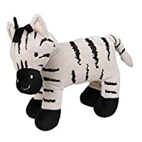 Jungle Baby Animal Cuddly Plush Unisex Baby Toddler Soft Toy Comforter - Suitable from Birth - ZEBRA, TIGER OR MONKEY