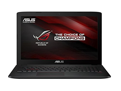 Asus ROG GL552JX-CN316T 15.6-inch FHD Gaming Laptop(Core i7 4750HQ/8GB RAM/1TB...