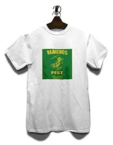 Vamonos 1 T-Shirt Weiß