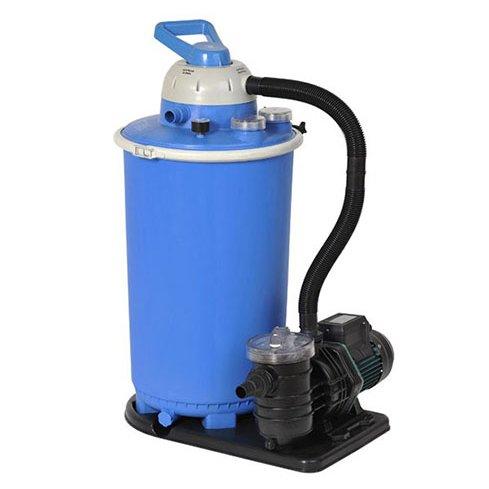 Medipool Sandfilteranlage Flow 10 Leistung 9,9m³/h