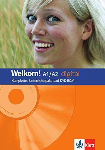 Welkom! A1-A2 digital: Niederländisch für Anfänger. DVD-ROM (Welkom! neu)