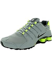 separation shoes a7860 7dee1 Nike 378341-057 Shox NZ Chaussures de Course à Pied pour Homme