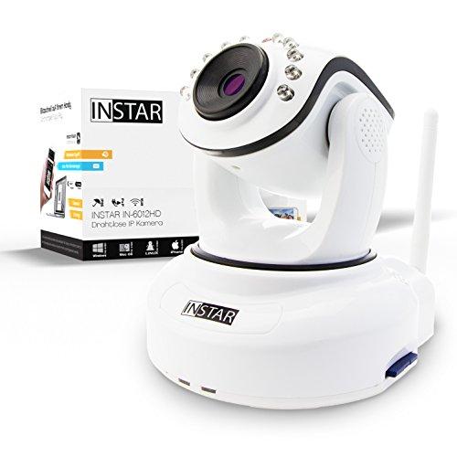 INSTAR IN-6012HD Wlan Kamera IP