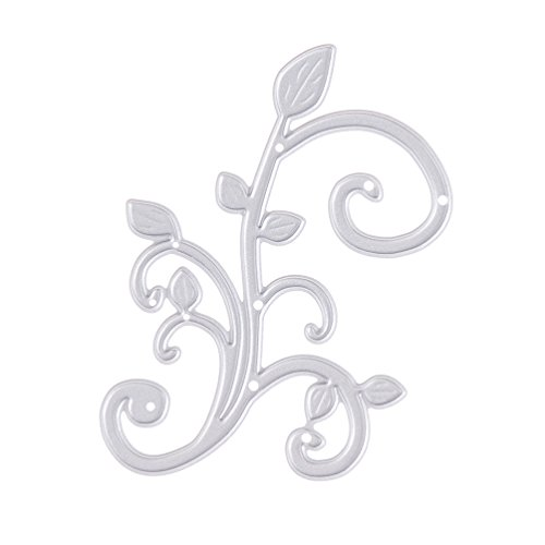 Lychee DIY Fustelle Strumento Cutting Dies Forma di Foglia Nuovo Album Carta Maker Scrapbooking Tools Regalo - Foglia Maker