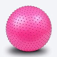Cyt Estabilidad Ejercicio Bola 75cm Yoga Balance Ball Birthing Ball con Bomba de Aire Antideslizante y