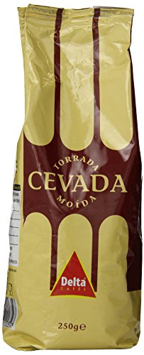 Delta Roasted Ground Barley Coffee Substitute Orzo Cevada Caffeine Free 250g 41PaN R rmL