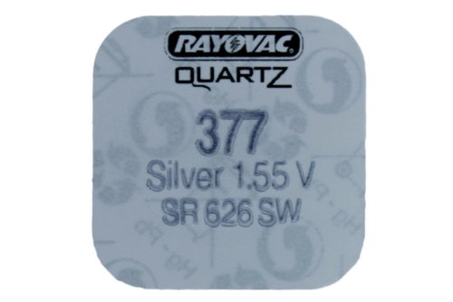 Renata - -Armbanduhr- BATTERY3 377 Silver Oxide Watch Battery