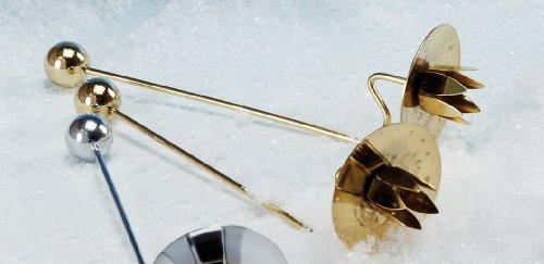 Balancekerzenhalter BALANCE KERZEN- HALT GOLD 130342-310348 -