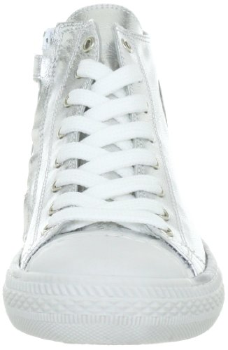 HIP 41304-36OL-0000 Jungen Sneakers Silber (silver 90ME)