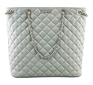 Flying berry Women Hand Bag (Premium Edition) (Aqua)