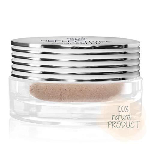 CONCEALER Mineral Make-up/Abdeckpuder ergiebig/Puder CONCEALER/Naturkosmetik Puder/Mineral Puder lose/Aufheller gelblich-hell/für helle, gelbliche oder olivfarbene Hauttöne 4 g Reflectives