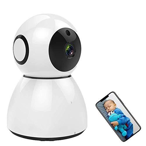 YLOVOW 1080P HD Dome 360 ° Wireless WiFi Baby Sicherheit Home Security Überwachung IP Cloud Cam Nachtsicht Kamera für Baby Pet Android iOS Apps