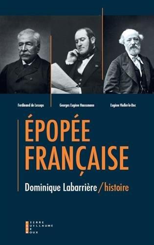 Epopée française par Dominique Labarrière
