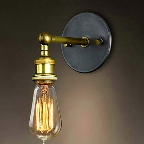 Lámpara de pared vintage pared