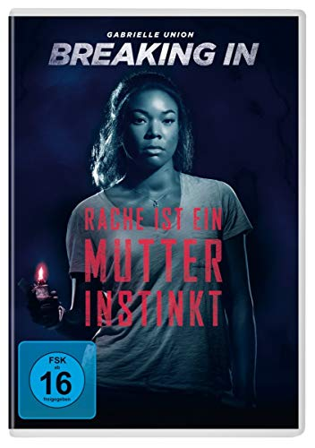 BREAKING IN - Rache ist ein Mutterinstinkt - Equalizer Dvd-the