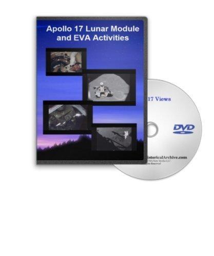 Preisvergleich Produktbild Apollo 17 Lunar Module and EVA Activities Views