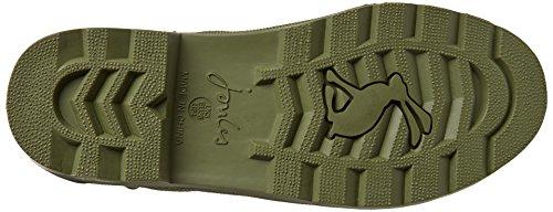 Joules  Printed Welly,  Jungen Halbhohe Stiefel mit dünnem Futter Green (Hare Camo)