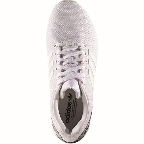 adidas Zx Flux W, Gymnastique femme Blanc