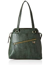Baggit Women's Handbag (Olive)