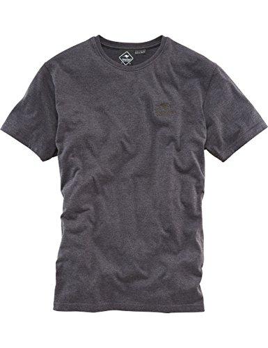 ROADSIGN australia Basic T-Shirt Monday Motivation Anthrazitmelange