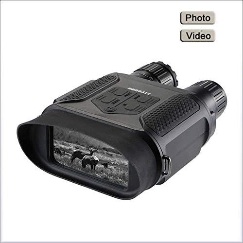 400M Reichweite IR-Nachtsichtbrille WG400B Nacht Jagd NV Fernglas mit Video und Bild 7X31 NV Brille Hunter Binocular, für Vogelbeobachtung, Wandern