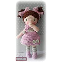 Muñeca crochet PERSONALIZADA Mariquilla.