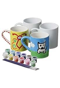 HEMA peinture de mugs