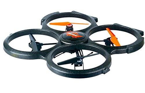 UDI U829A - RC XXL UFO 4 Kanal 3D Quadrocopter mit Kamera - Drohne, 2.4 GHz