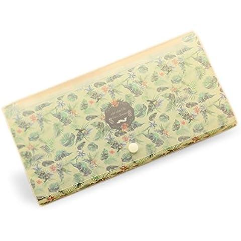 Mini carpeta multifunción para classer vos pequeños papeles, ticket, tarjetas, fotos, recuerdos,