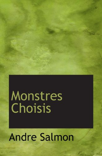 Monstres Choisis
