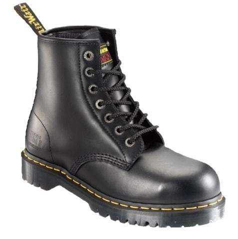 S64 Icon Lace up Safety Boot Black Size UK 5 EU 38 ()
