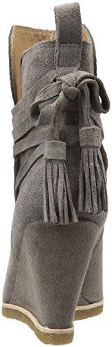 Splendid Tabitha Femmes Daim Bottine Dark Stone