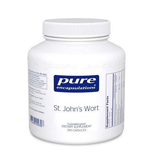 Pure Encapsulations - St. John's Wort - 120 Capsules
