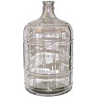 glass carboy 23l 5 gallon fermenter vessel homebrew wine making