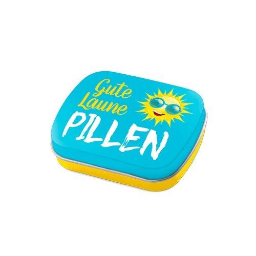 Pillendose - Gute Laune -