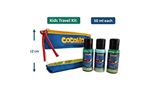 Cocomo Natural Minty Sea Gift Combo Travel Pack for Kids