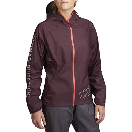 Ultimate Direction Womens Ultra Jacket V2 / SMALL / Fig Ultralight Shell