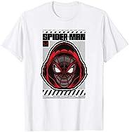 Marvel Spider-Man: Miles Morales Game Face Camiseta