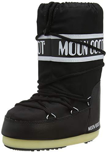 Moon Boot Nylon black Unisex 23-26 EU Schneestiefel