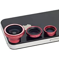 3in1 Obiettivo Lente Lens Fisheye + Grandangolo + Obiettivo Micro Macro foto Kit Set Per iPhone 4S 4 4G 5 5G 5S 5C 3GS ipad 2 3 4 5 mini Samsung GALAXY S2 I9100 S3 I9300 S4 I9500 Note I9220 Note2 N7100 Note3 N9000 S3 mini I8190 S7562 HTC EVO Nokia camera DC145