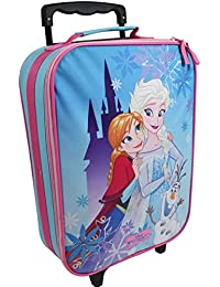 3e0e48831c Eiskönigin Valigia per Bambini Valigia Trolley Bagaglio a Mano Borsa Disney  Frozen Anna Elsa 8103
